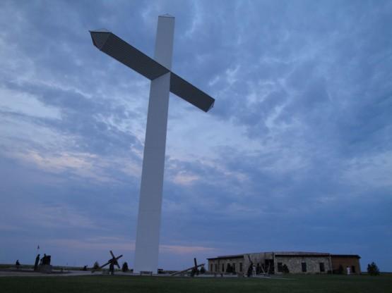 cruz grande en texas