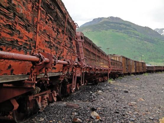Tren Silverton